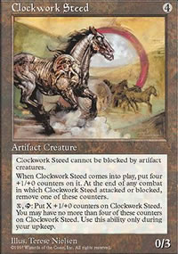 Clockwork Steed - Fifth Edition
