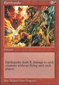 Earthquake - 5th Edition