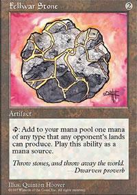 Fellwar Stone - 5th Edition