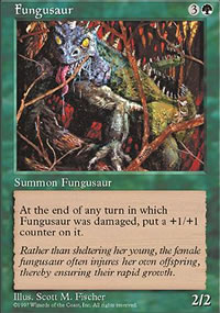 Fungusaur - Fifth Edition