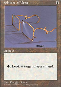 Glasses of Urza - Fifth Edition