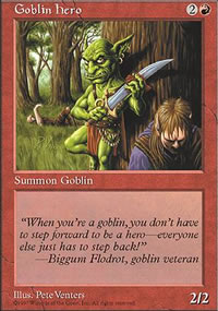 Goblin Hero - Fifth Edition