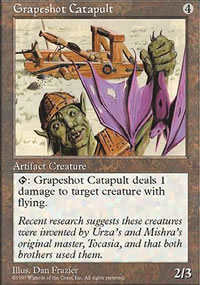 Grapeshot Catapult - Fifth Edition