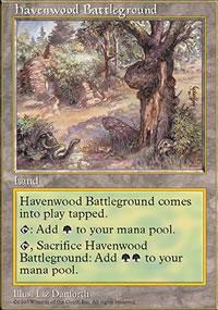 Havenwood Battleground - 5th Edition