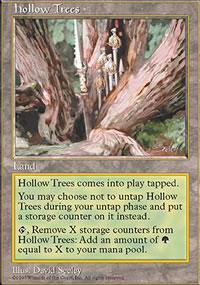 Hollow Trees - Fifth Edition