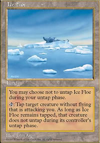 Ice Floe - 5th Edition