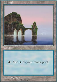 Island 1 - Fifth Edition