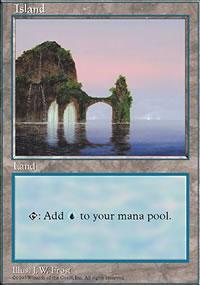 Island 1 - 5th Edition
