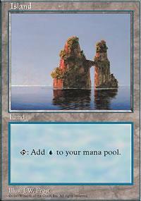 Island 3 - 5th Edition