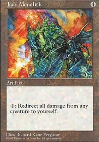 Jade Monolith - 5th Edition
