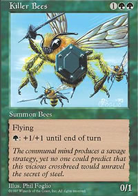 Killer Bees - Fifth Edition