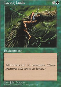 Living Lands - 5th Edition