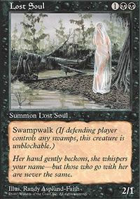 Lost Soul - Fifth Edition