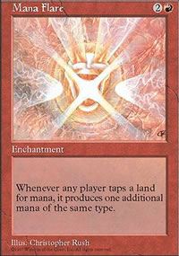 Mana Flare - Fifth Edition