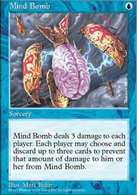 Mind Bomb - Fifth Edition