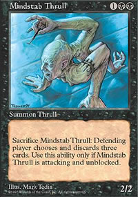 Mindstab Thrull - Fifth Edition