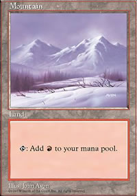 Mountain 1 - 5th Edition