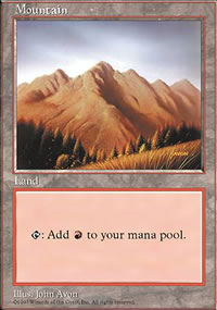Mountain 3 - 5th Edition