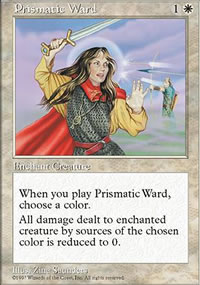 Prismatic Ward - Fifth Edition