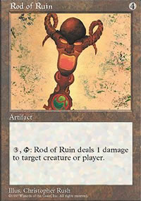 Rod of Ruin - Fifth Edition