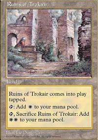 Ruins of Trokair - 5th Edition