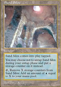Sand Silos - Fifth Edition