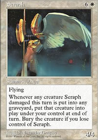 Seraph - Fifth Edition