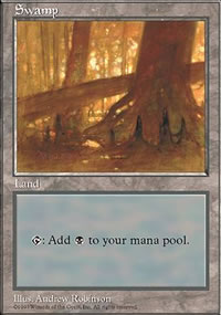 Swamp 1 - 5th Edition
