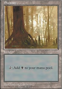 Swamp 4 - 5th Edition