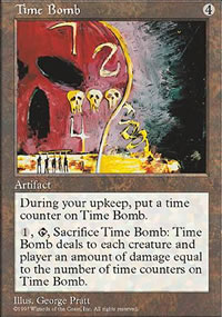 Time Bomb - 5th Edition