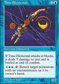 Time Elemental - Fifth Edition