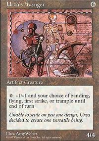Urza's Avenger - Fifth Edition