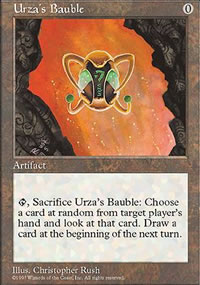 Urza's Bauble - Fifth Edition