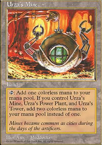 Urza's Mine - Fifth Edition
