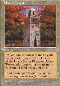 Urza's Tower - Fifth Edition