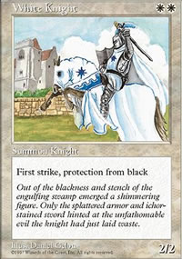 White Knight - Fifth Edition