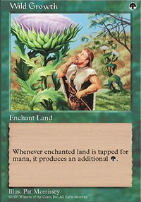 Wild Growth - 5th Edition