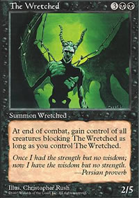 The Wretched - Fifth Edition