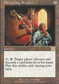 Disrupting Scepter - 6th Edition