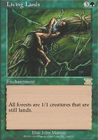 Living Lands - 6th Edition