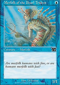 Merfolk of the Pearl Trident - 6th Edition