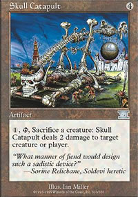Skull Catapult - 6th Edition
