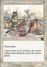 Tundra Wolves - 6th Edition
