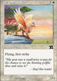 Ekundu Griffin - 6th Edition