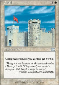 Castle - 6th Edition