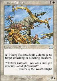 Heavy Ballista - 6th Edition