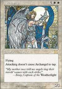 Archangel - 6th Edition