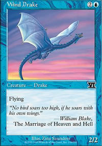 Wind Drake - 6th Edition