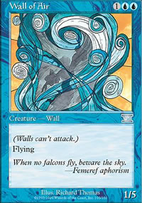 Wall of Air - 6th Edition