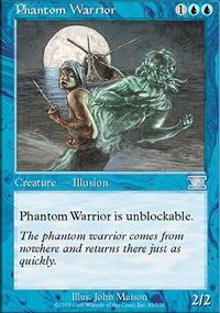 Phantom Warrior - 6th Edition